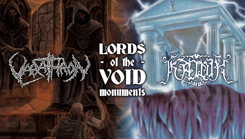 Varathron Patriarchs of Evil live at Temple