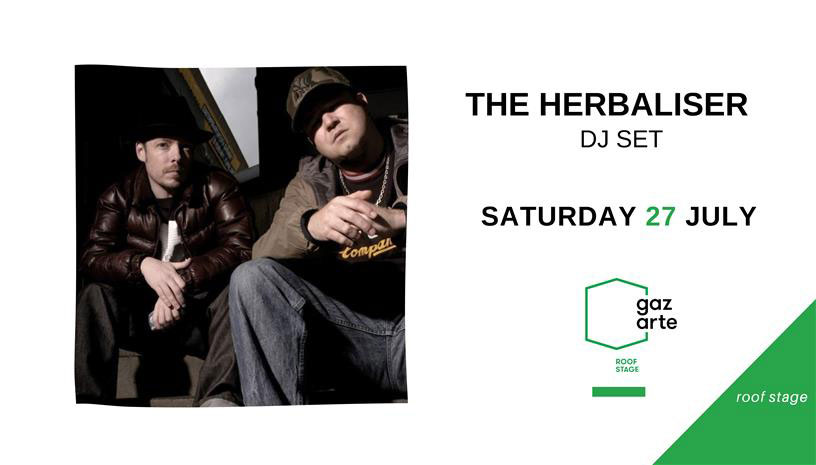 THE HERBALISER | DJ SET