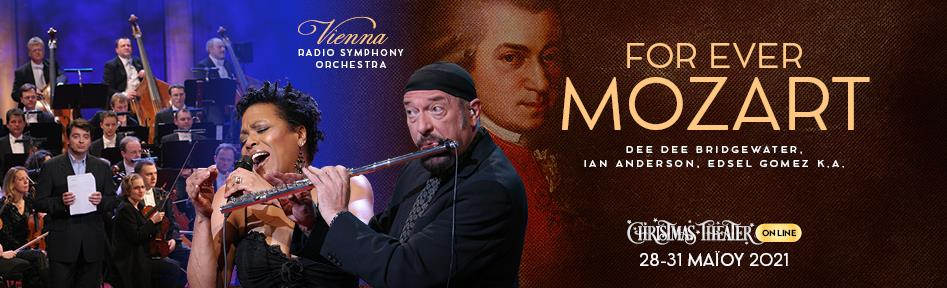 FOR EVER MOZART - Ian Anderson - Dee Dee Bridgewater on line streaming