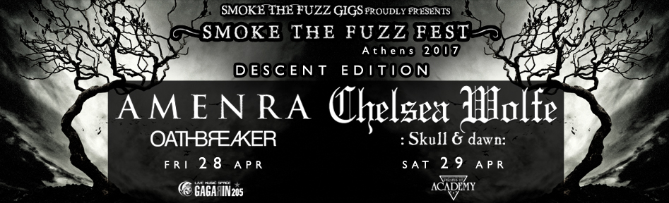 Smoke the Fuzz Fest - Descent edition