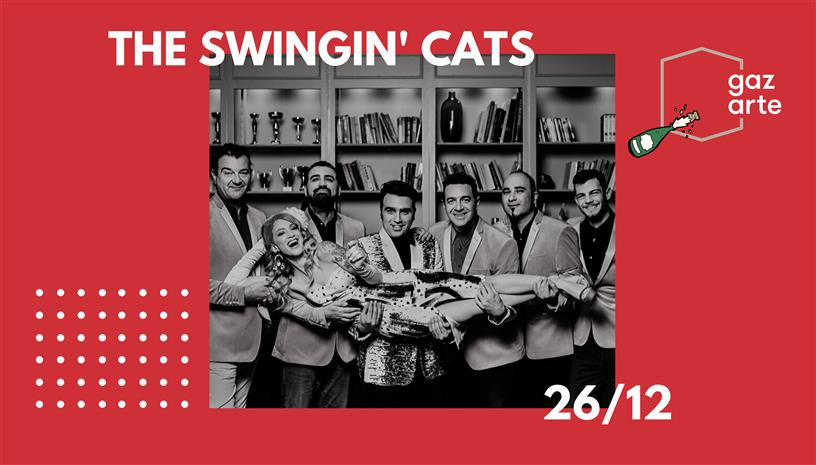 XMAS WITH THE SWINGIN' CATS   DJ'S