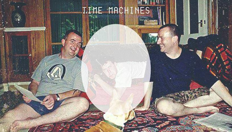 Drew McDowall presents Coil's Time Machines