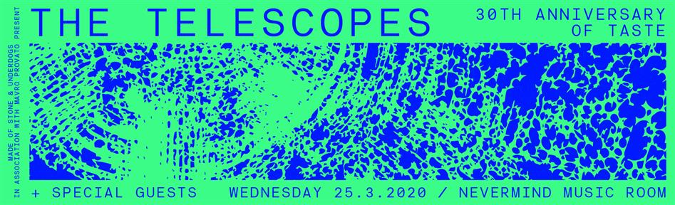 The Telescopes [UK] - live in Larissa