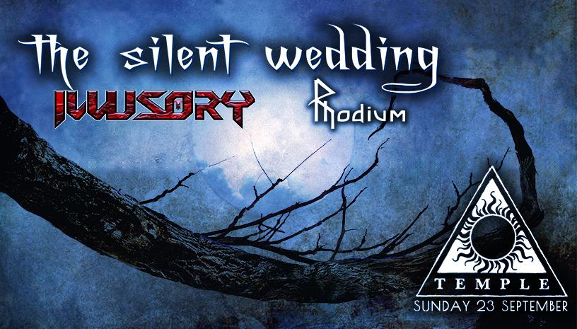 The Silent Wedding   Illusory   Rhodium