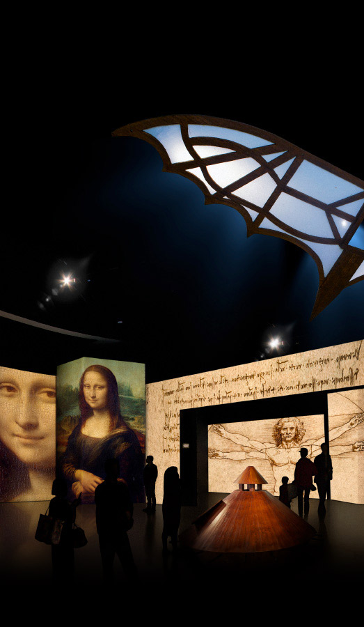 Leonardo Da Vinci - 500 Years of Genius