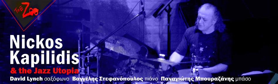 Nickos Kapilidis & the Jazz Utopia