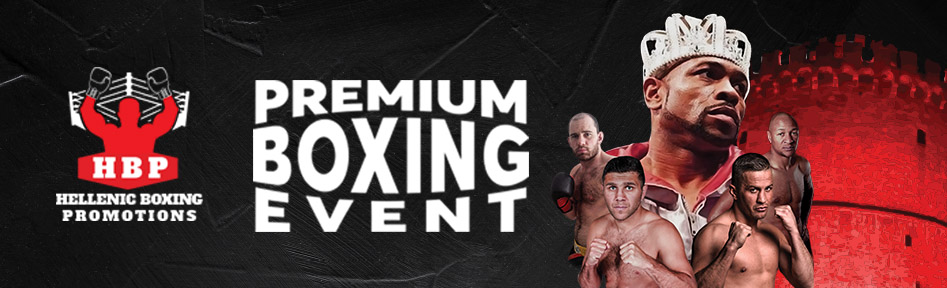 Premium Boxing Event